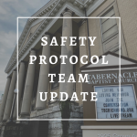 Safety Protocol Team Update